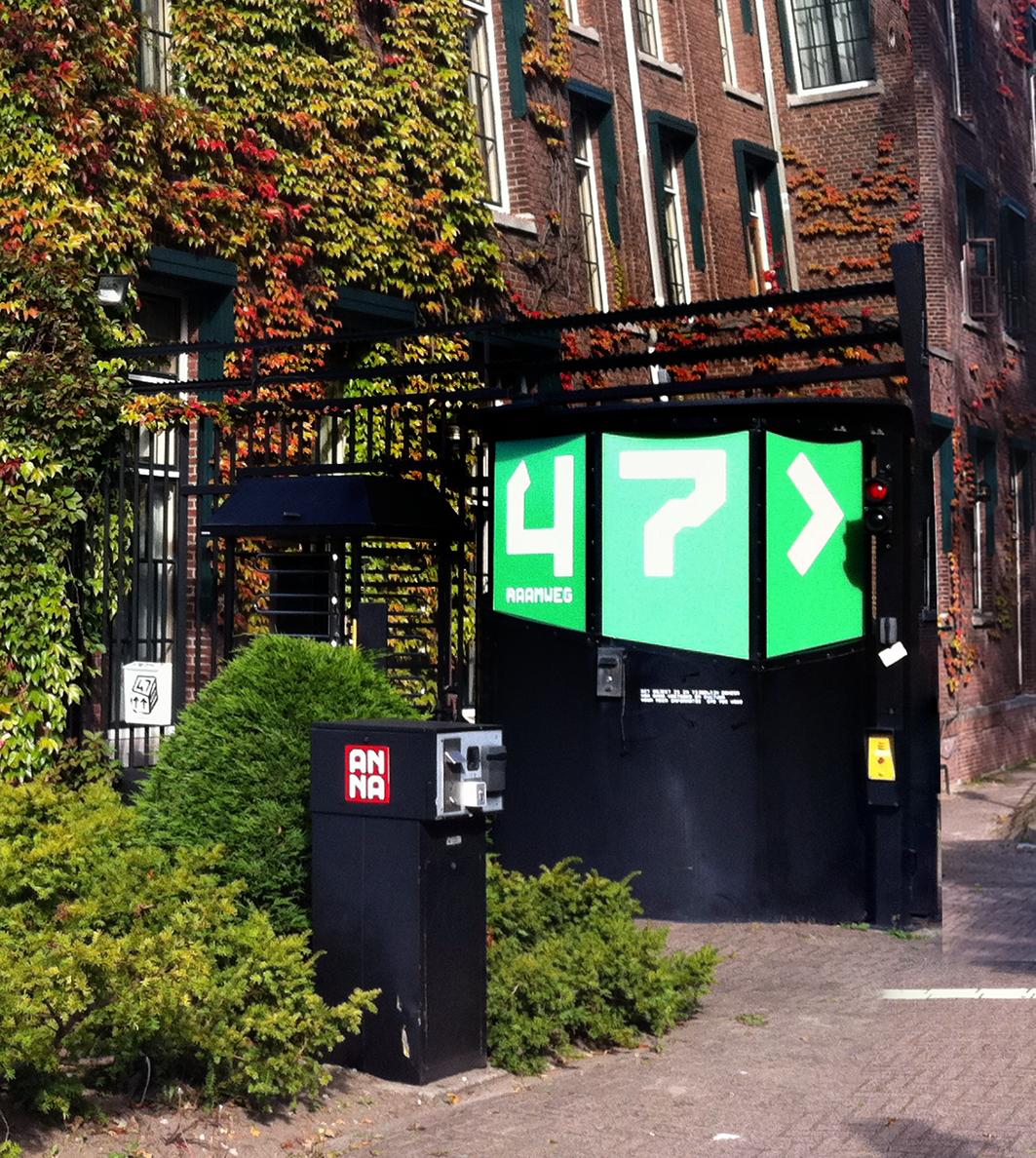 Raamweg 47, voormalig Europol gebouw © Roos Berendsen